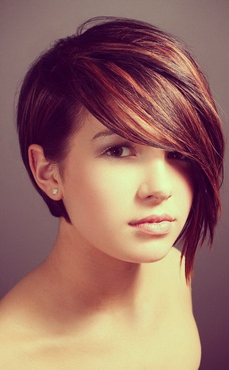 New Hair Color For Short Hairstyles Ideas With Pictures