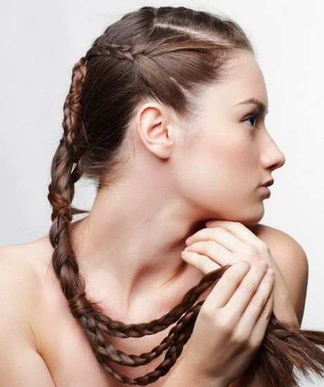 New Quick And Easy Hairstyles For Long Hair For School Ideas With Pictures