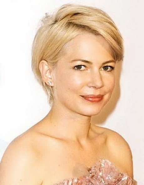New Short Haircuts For Round Faces 2014 Ideas With Pictures