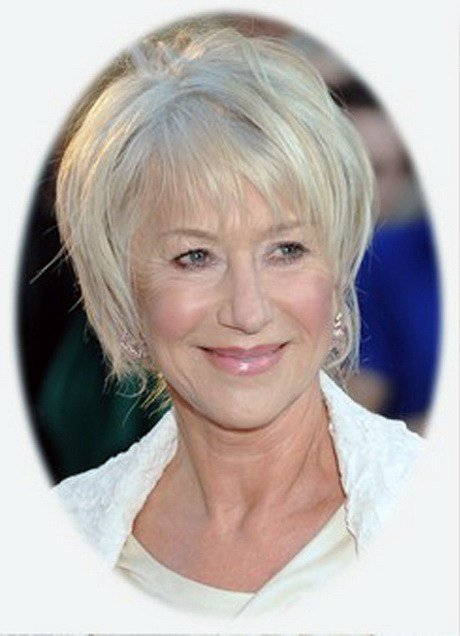 New Stylish Short Haircuts For Women Over 60 Ideas With Pictures