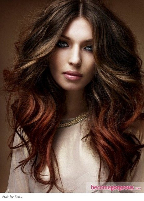 New Hairstyles 2 Tone Colors Ideas With Pictures