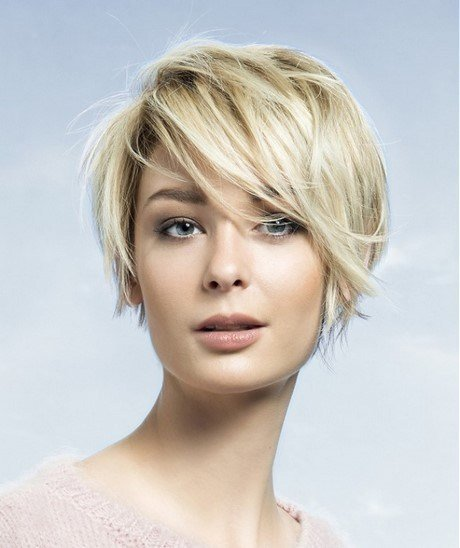New Trendy Short Hairstyles For Women 2017 Ideas With Pictures