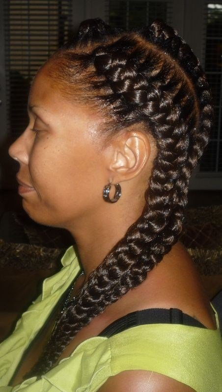 New 3 Braids Hairstyle Ideas With Pictures