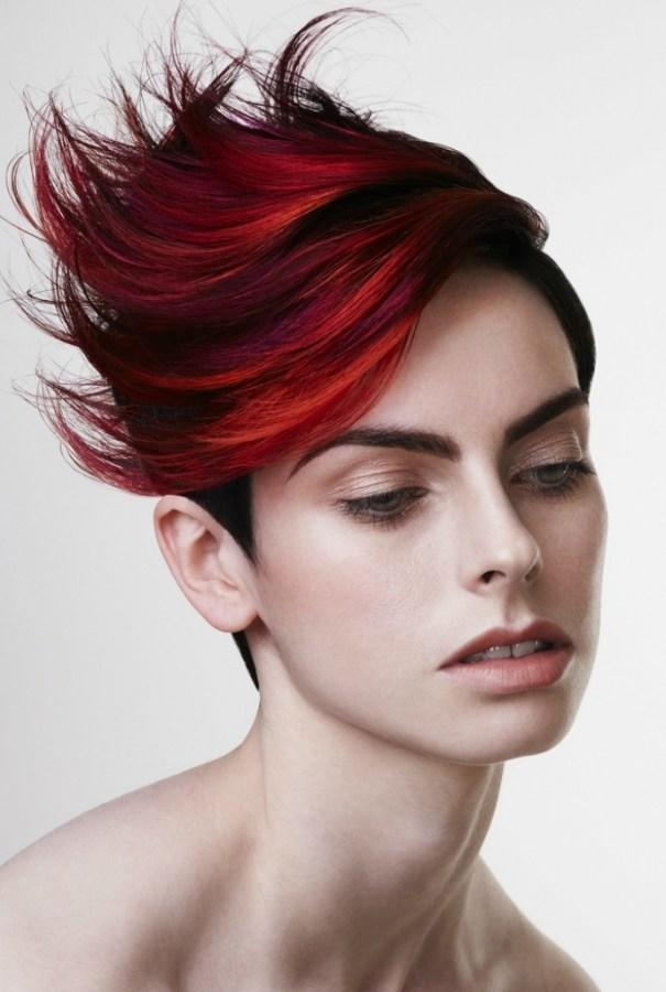 New Punk Chic Hair Color Ideas 2012 Ideas With Pictures