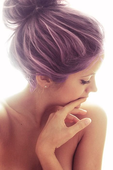 New Purple Hair Strayhair Ideas With Pictures