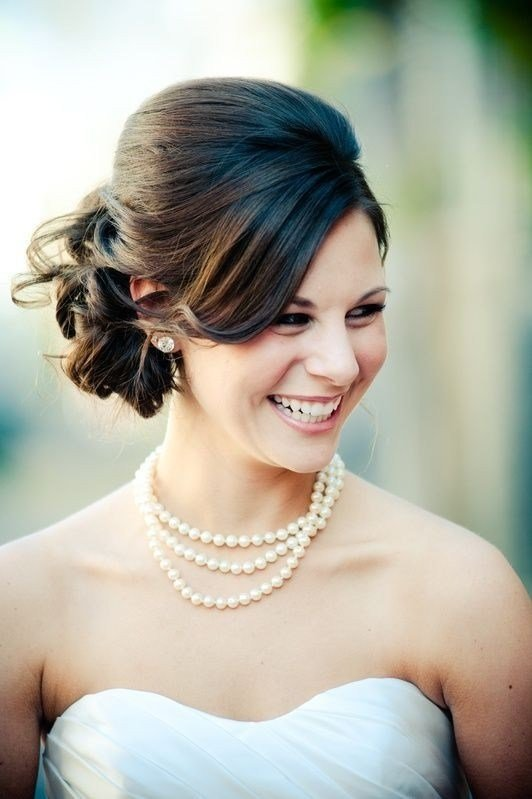 New 25 Best Hairstyles For Brides Styles Weekly Ideas With Pictures