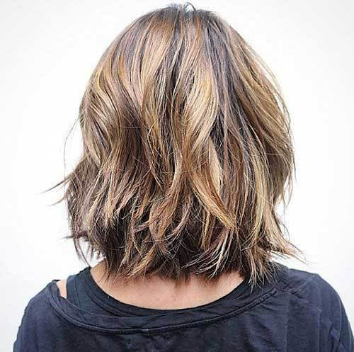 New 21 Inspiring Medium Bob Hairstyles 2019 – Mob Haircuts Ideas With Pictures