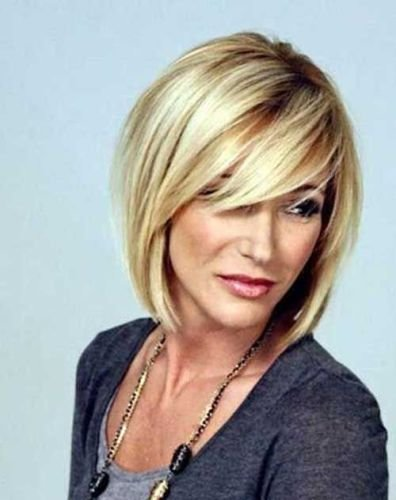 New 9 Latest Medium Hairstyles For Women Over 40 With Images Ideas With Pictures