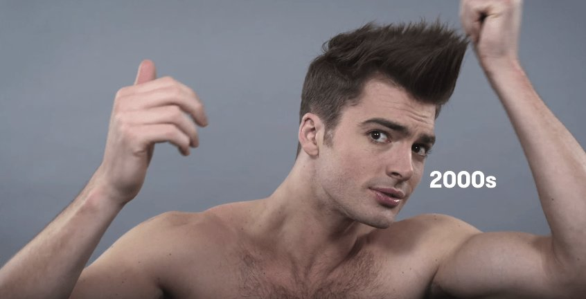 New 2000S Mens Hairstyle Ideas With Pictures