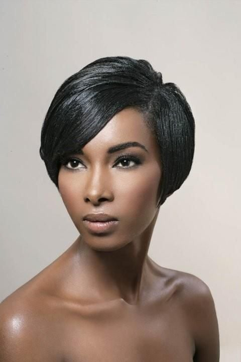 New Short Hair With Bangs 27 Piece Braids For Black Women Ideas With Pictures