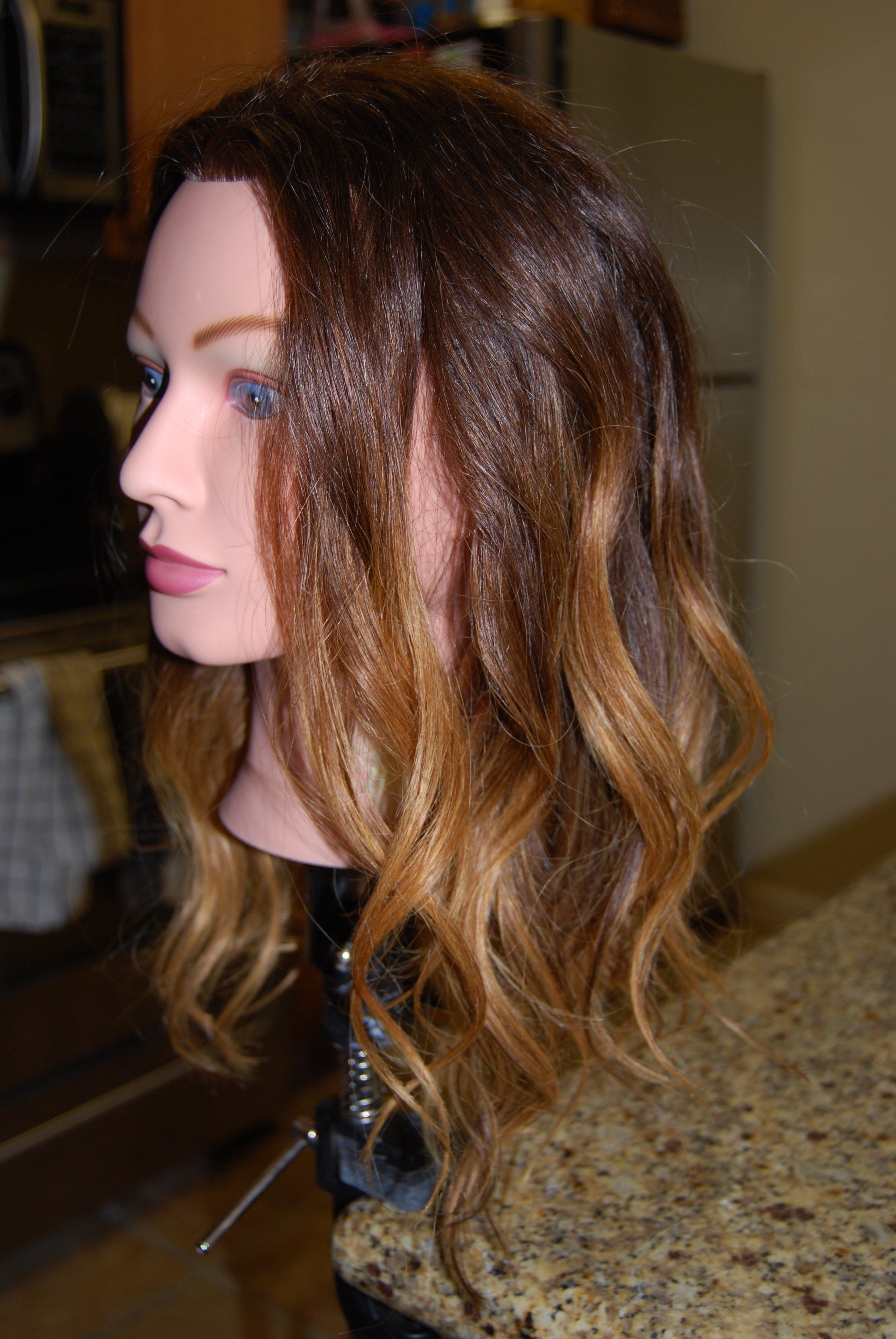 New Blending Beautiful » How To Create Ombre Hair Color I Ideas With Pictures