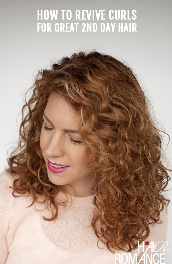 New How To Get Your Curl Back Hair Romance Ideas With Pictures