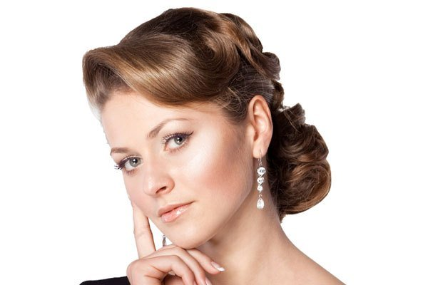 New Vintage Hairstyles Updos Ideas With Pictures