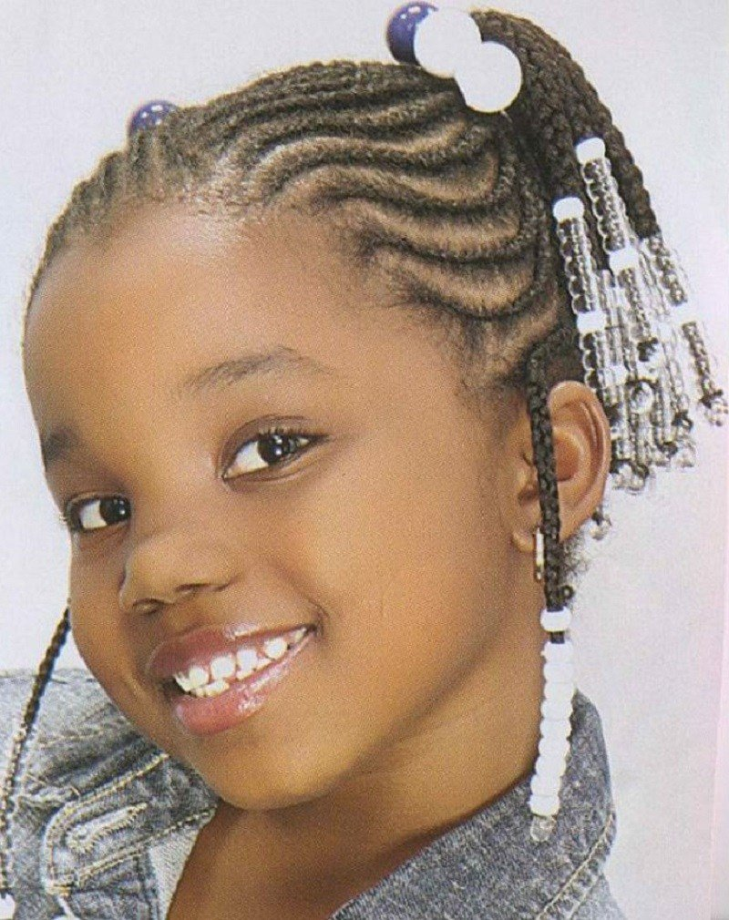 New 64 Cool Braided Hairstyles For Little Black Girls – Hairstyles Ideas With Pictures