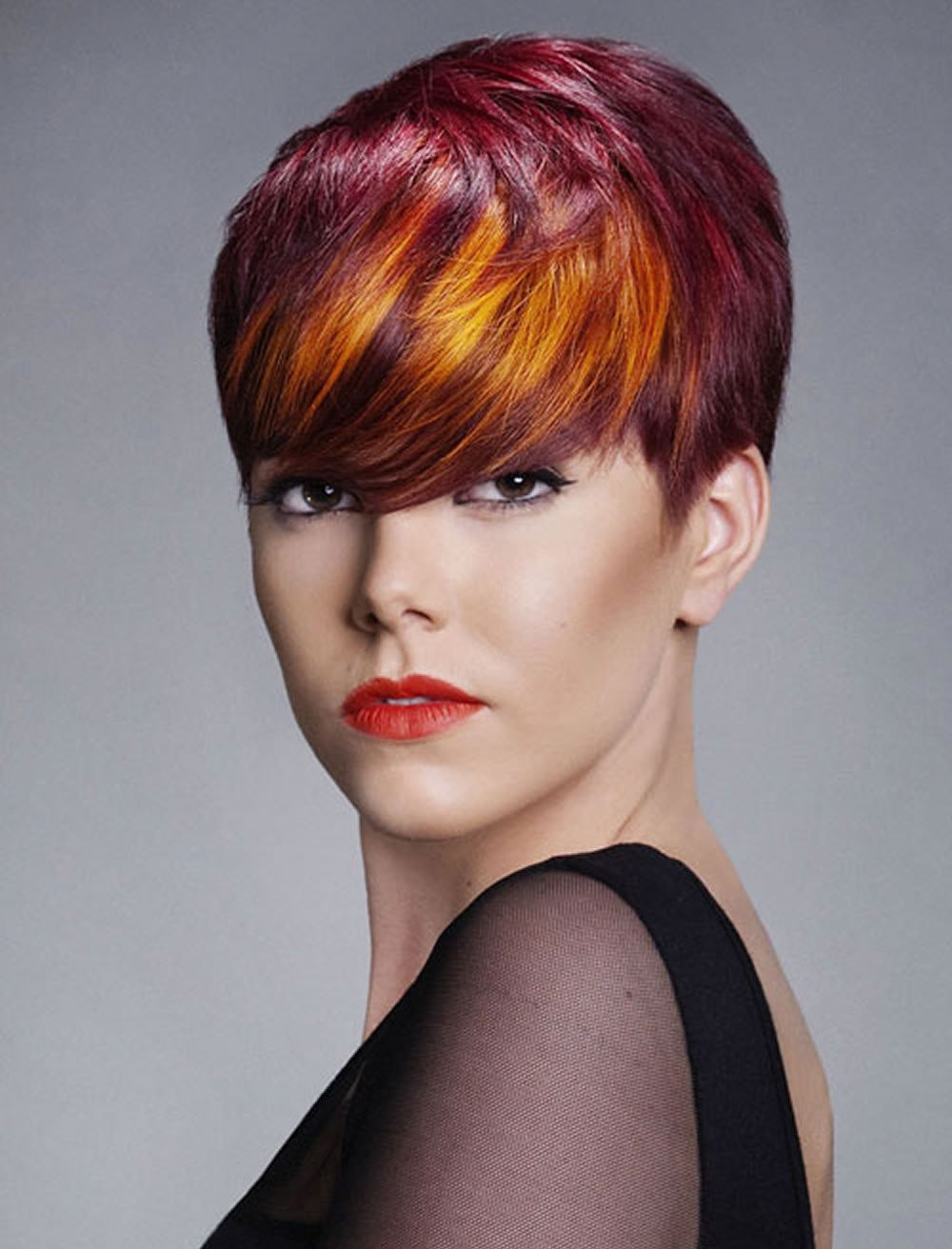 New Red Hair Color For Short Hairstyles 27 Cool Haircut Ideas With Pictures
