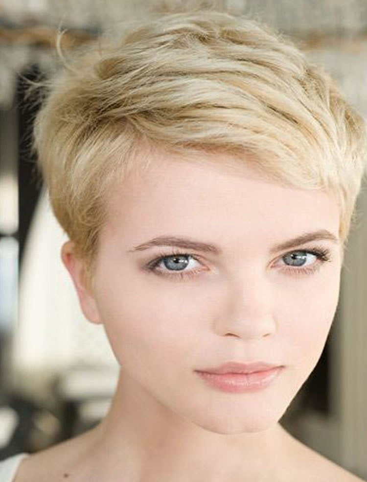 New Trendy Short Pixie Haircuts For Women 2018 2019 – Page 4 Ideas With Pictures
