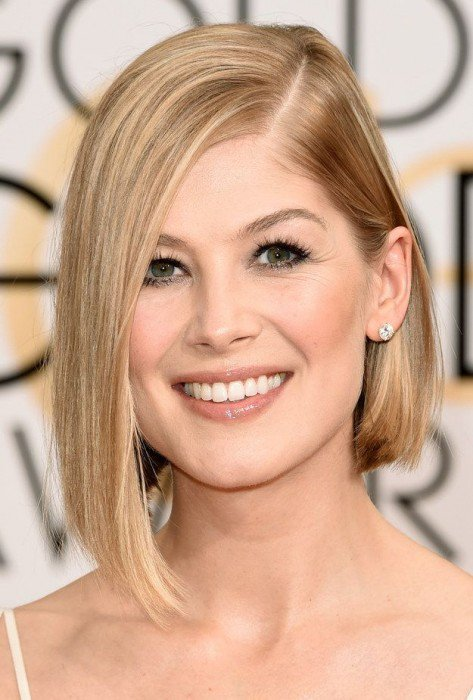New 30 Best Asymmetrical Bob Hairstyles Herinterest Com Ideas With Pictures