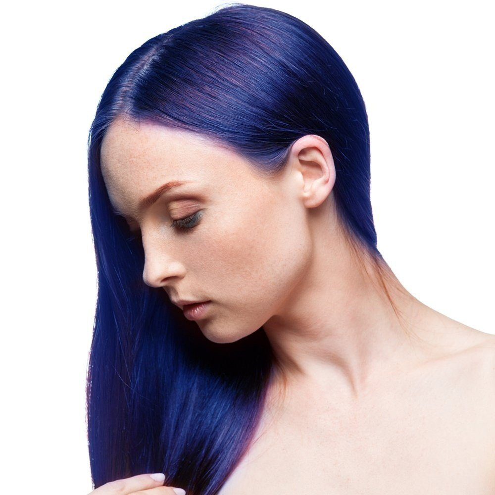 New Fudge Paintbox Semi Permanent Hair Dye Electric Blue Ideas With Pictures