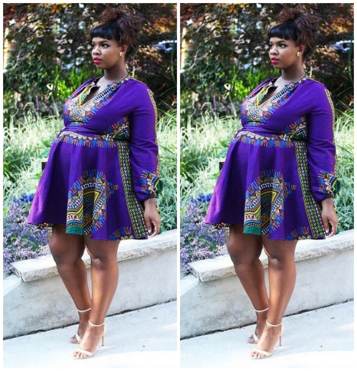 New Ankara Style For Pregnant Woman Stellah Charles Ideas With Pictures