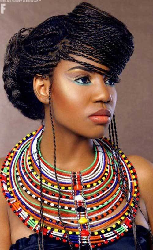 New 25 Hairstyles For African Women Hairstyles Haircuts Ideas With Pictures