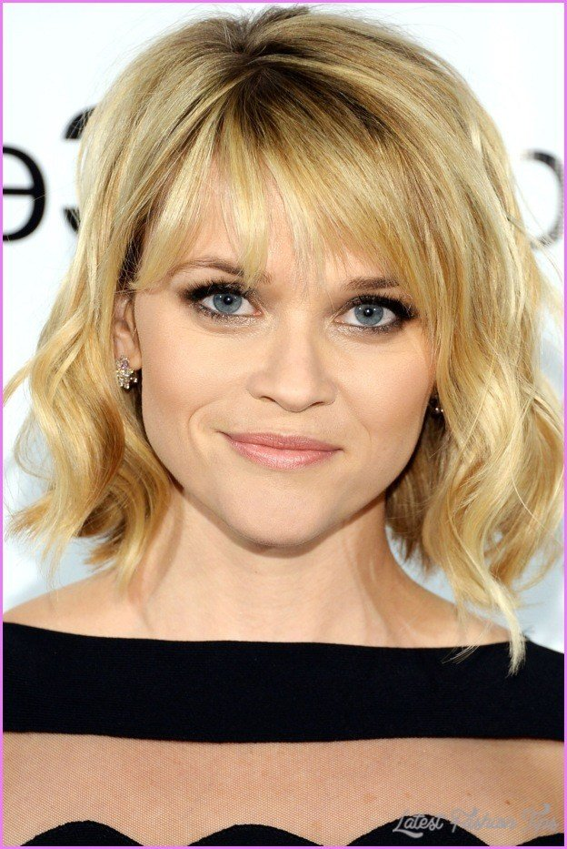 New Medium Haircuts For Thin Hair Latestfashiontips Com Ideas With Pictures