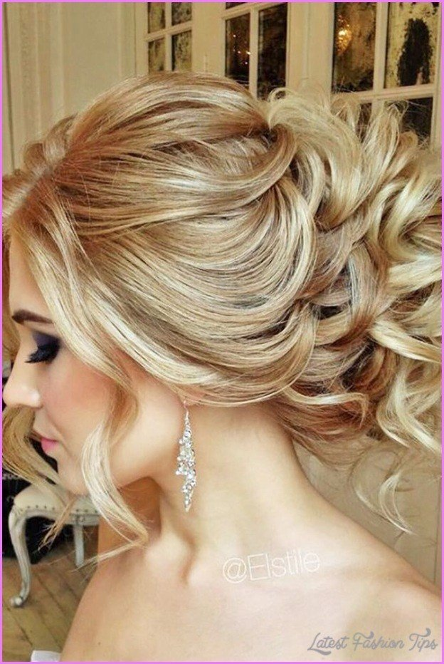 New Hairstyles For Wedding Guests Latestfashiontips Com Ideas With Pictures