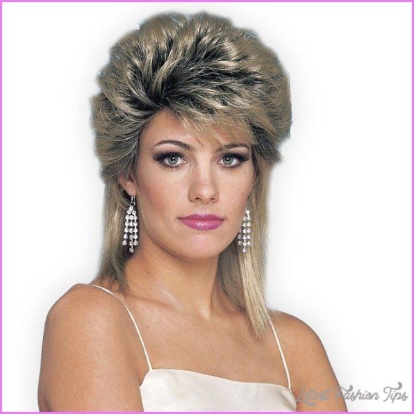 New 1980S Hairstyles For Women Latestfashiontips Com Ideas With Pictures