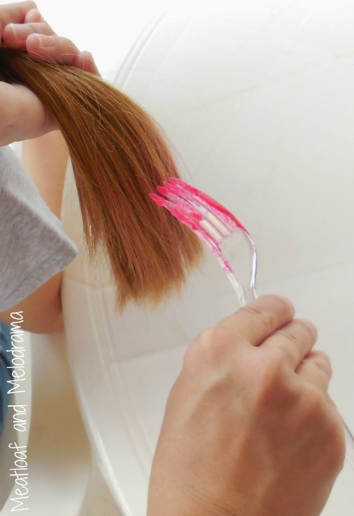New Diy Temporary Hair Dye Meatloaf And Melodrama Ideas With Pictures