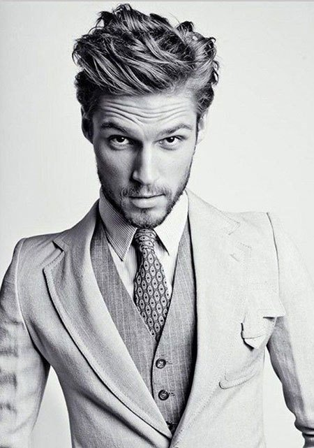 New 20 Mens Medium Haircuts Mens Hairstyles 2018 Ideas With Pictures