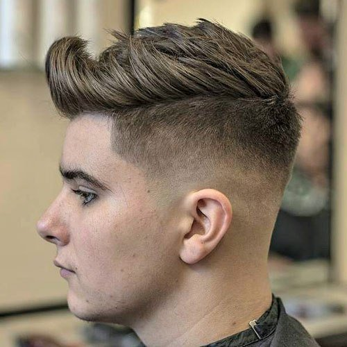 New 23 Barbershop Haircuts Men S Haircuts Hairstyles 2017 Ideas With Pictures Original 1024 x 768