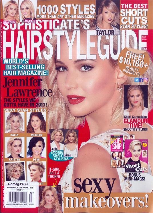 New Sophisticates Hairstyle Guide Magazine Subscription Buy Ideas With Pictures