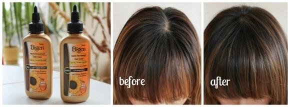 New Bigen Semi Permanent Hair Color Parlor Diary Ideas With Pictures