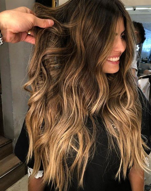 New 22 Stunning Balayage Hair Colors For Long Hair 2018 Ideas With Pictures
