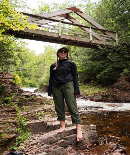 Hiking pants