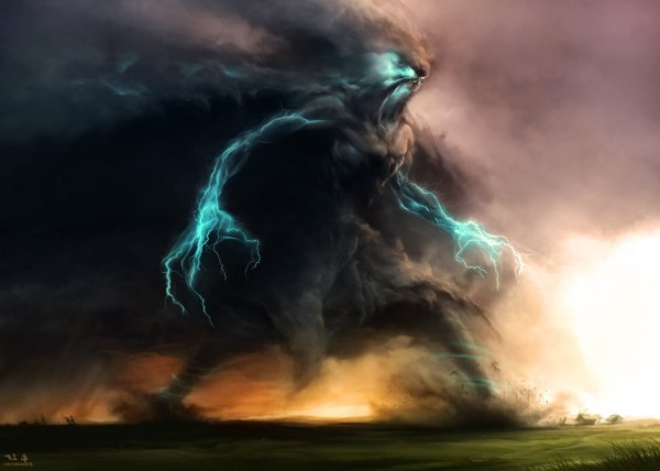 Thunder Titan Wallpapers HD / Desktop and Mobile Backgrounds