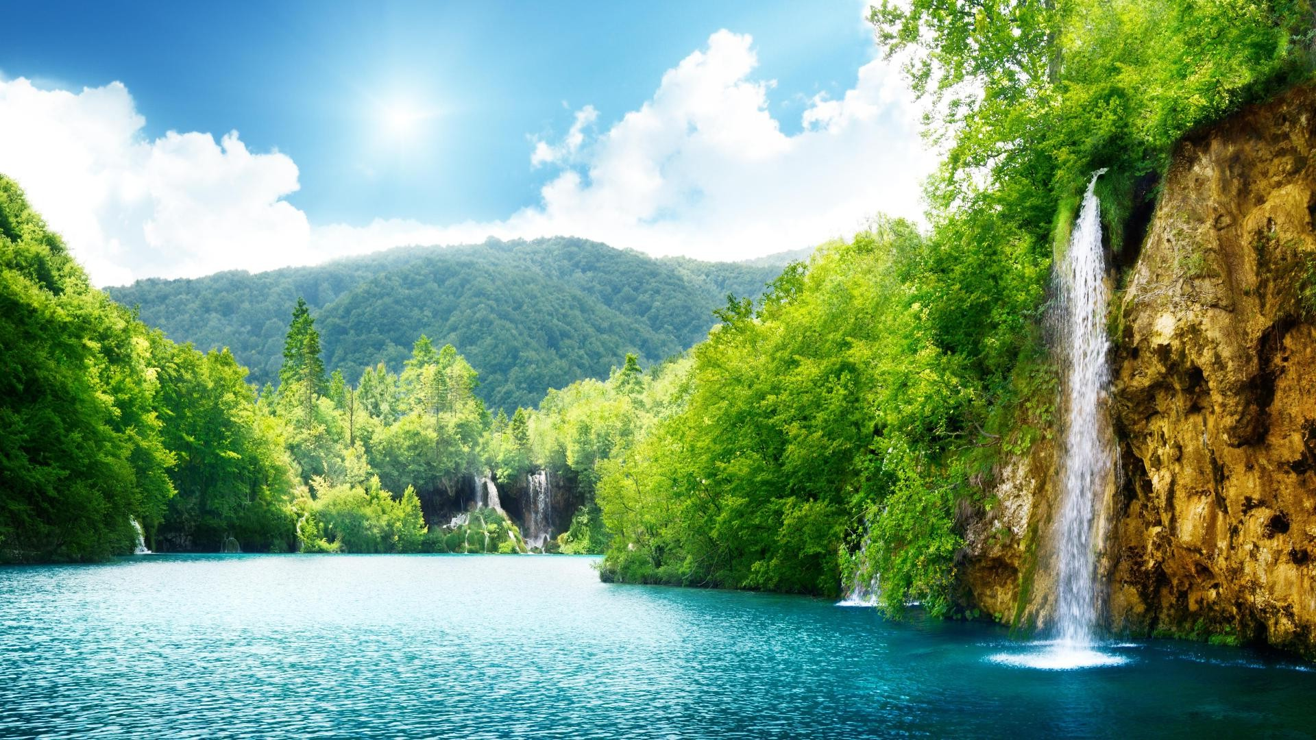 74 nature photography wallpapers images in full hd, 2k and 4k sizes. nature, Landscape, Waterfall Wallpapers HD / Desktop and ...