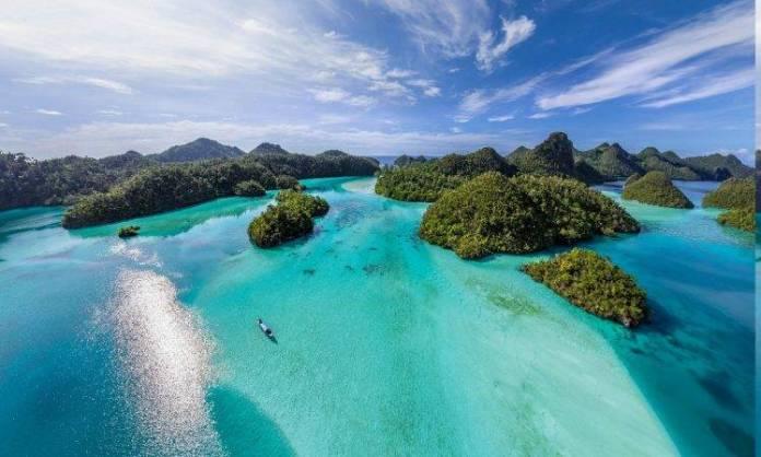 nature, Landscape, Indonesia, Island, Sea, Tropical ...