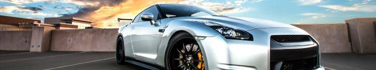 All, laptop, msi brand, desktop / aio, monitor, graphics card, motherboard, gaming gear. Car Triple Screen Nissan Skyline Gt R Nissan Skyline Gt R R35 Wallpapers Hd Desktop And Mobile Backgrounds