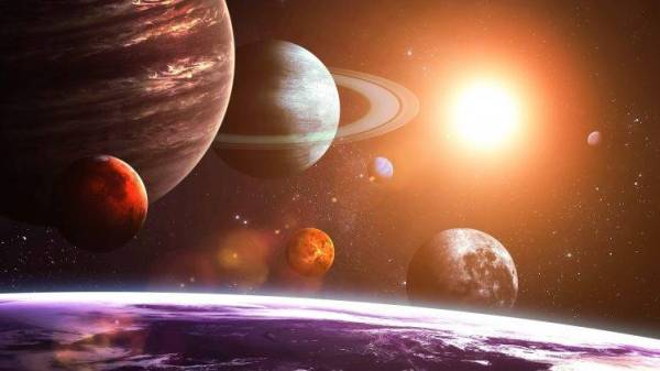 planet Space Solar System Space Art Wallpapers HD