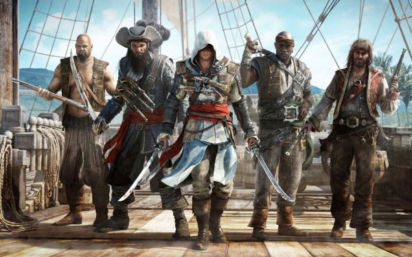 Assassins Creed, Video Games, Assassins Creed: Black Flag ...