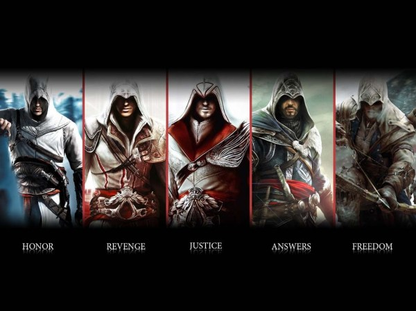 Assassins Creed, Assassins Creed: Brotherhood, Assassins ...