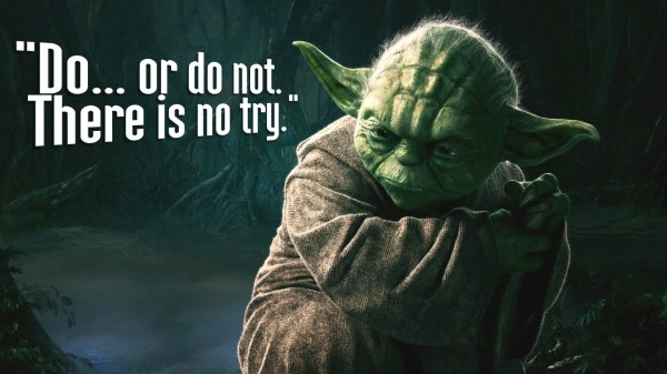 movies, Star Wars, Yoda, Quote Wallpapers HD / Desktop and ...