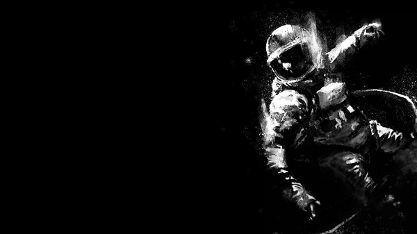 astronaut, Space, Monochrome Wallpapers HD / Desktop and ...