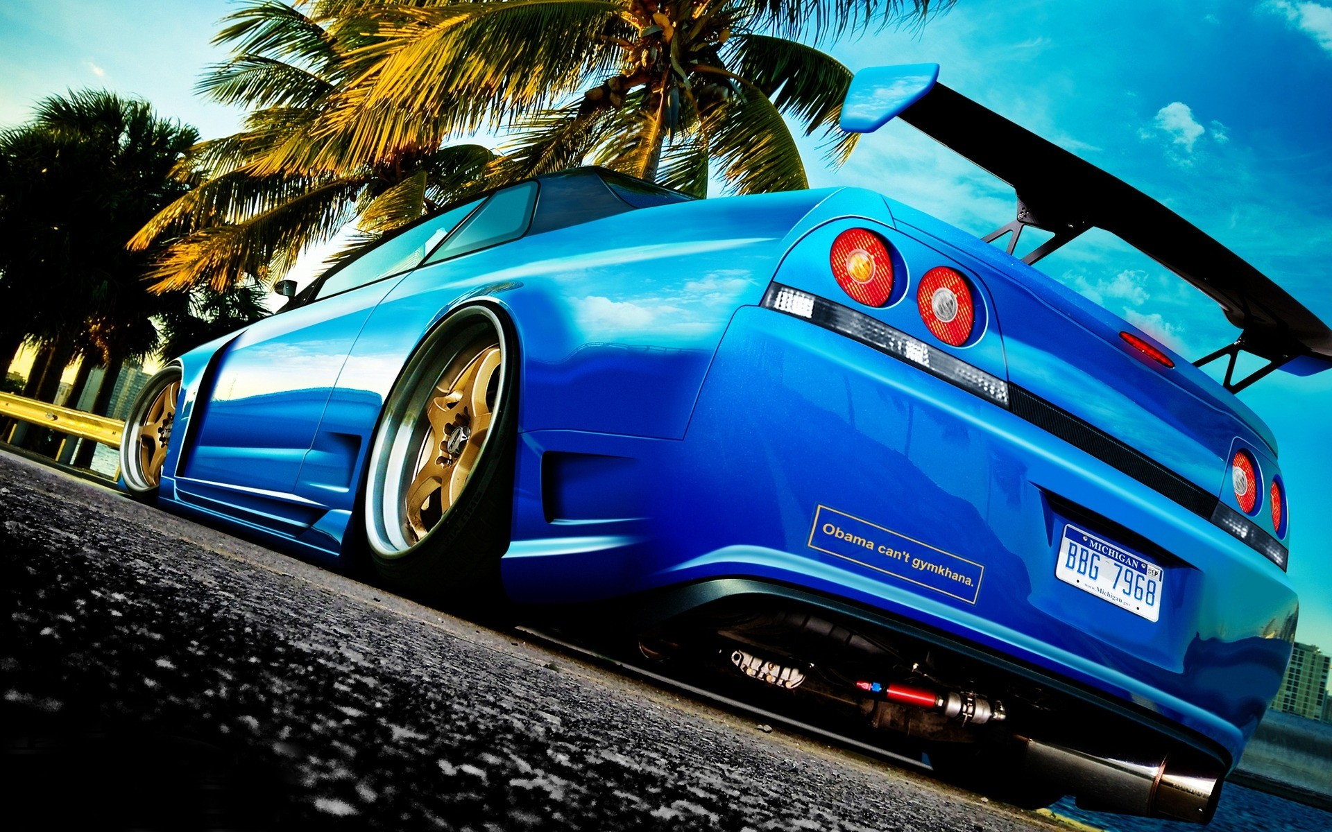 Nissan Skyline Gt R R33 Jdm Wallpapers Hd