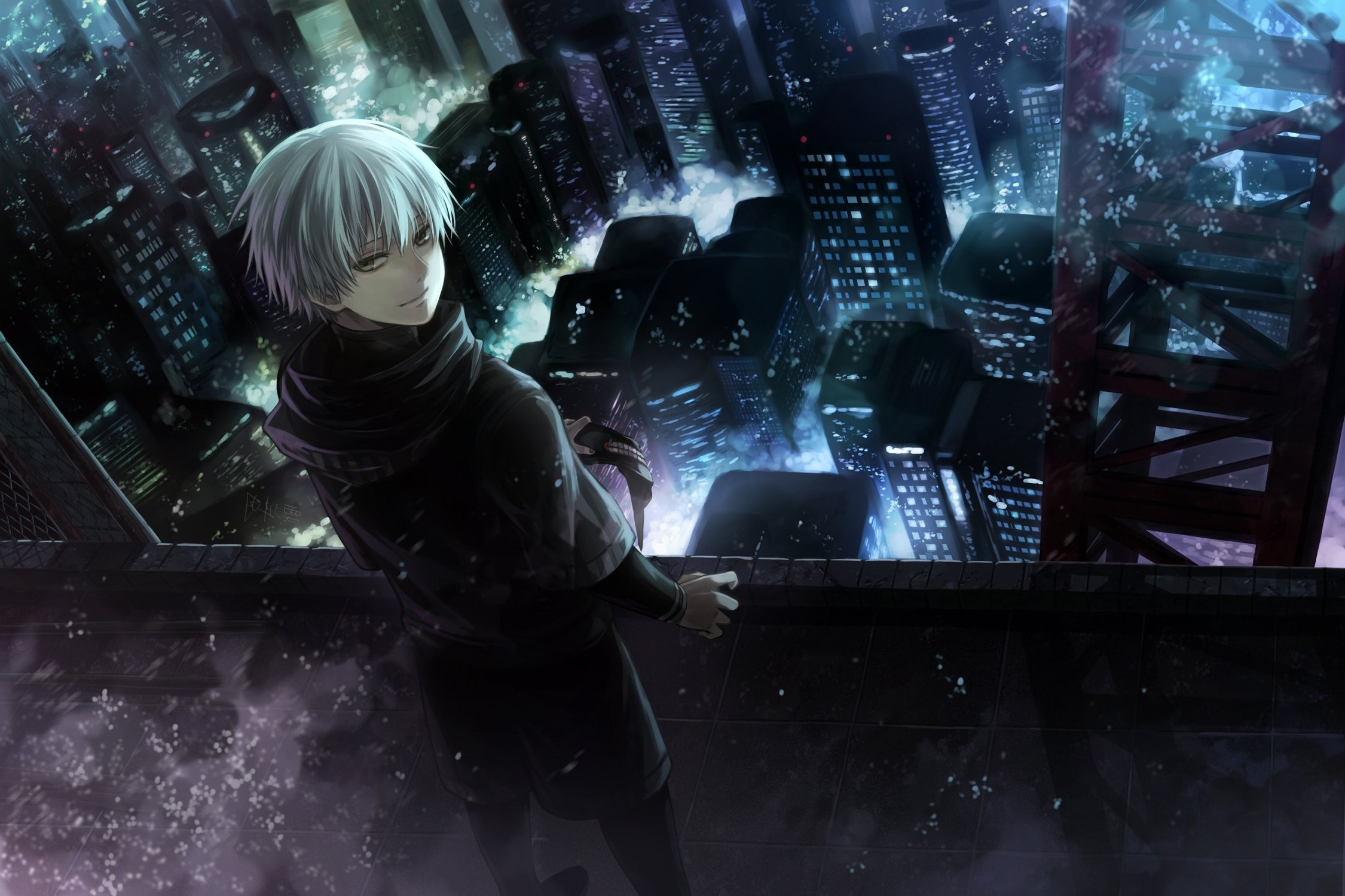 Having made the choice to cont. Tokyo Ghoul Wallpapers HD / Desktop and Mobile Backgrounds