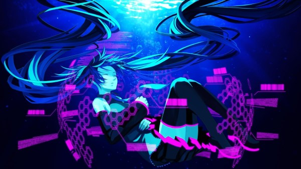 Hatsune Miku – Anime Wallpapers HD 4K Download For Mobile ...