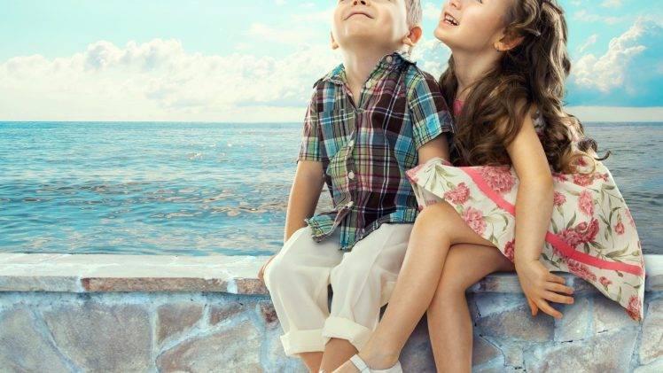 Children Little Girl Little Boy Wallpapers Hd Desktop And Mobile Backgrounds