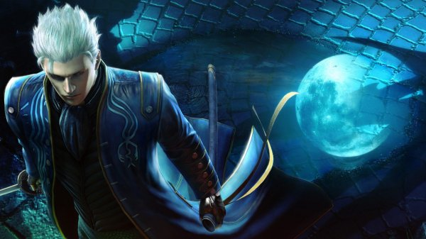 Devil May Cry, Vergil Wallpapers HD / Desktop and Mobile ...