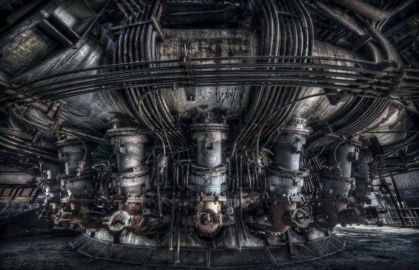 factory, Industrial, HDR Wallpapers HD / Desktop and ...