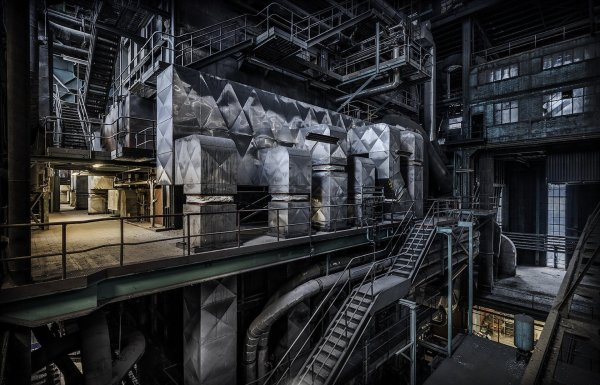 industrial, Factory Wallpapers HD / Desktop and Mobile ...